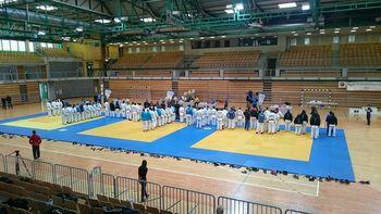 Državno prvenstvo srednjih šol v judo