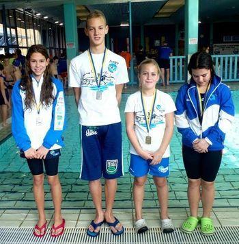 Mednarodni plavalni miting pokal Celja 2015