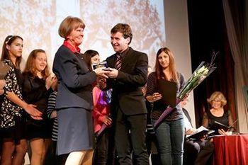 Čestitke Kurnikovim nagrajencem
