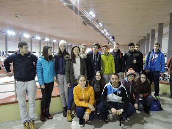 Mednarodni atletski miting Bratislava 2015 – Junior & Youth