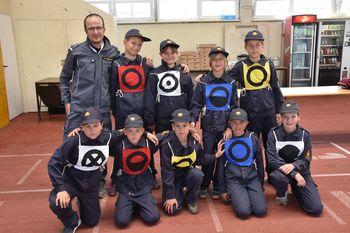 Pionirji PGD Dvor državni prvaki v gasilsko-športnih tekmovalnih disciplinah