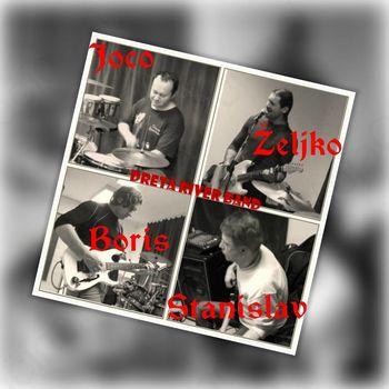 Predstavitev old school rock glasbene skupine Dreta River Band