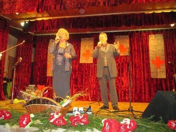 Antonov dobrodelni koncert v Lomu pod Strožičem