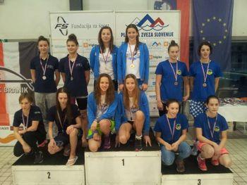 Državno prvenstvo v plavanju  v Mariboru