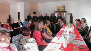 Srečanje prostovoljcev Rdečega križa občine Sevnica v Krmelju