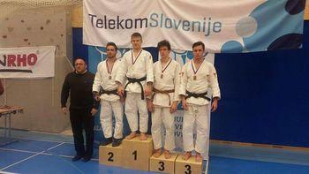 Mladinsko državno prvenstvo v judo