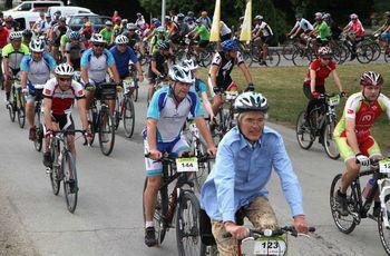 Po Spodnji Savinjski dolini 138 kolesarjev