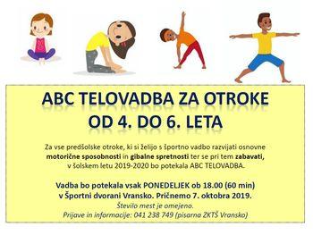 ABC TELOVADBA