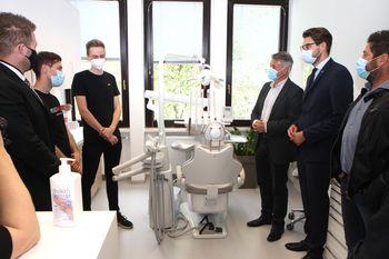 Nova zobozdravstvena ambulanta na Vranskem