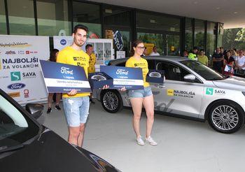 Neca in Žiga najboljša mlada voznika Slovenije 2021