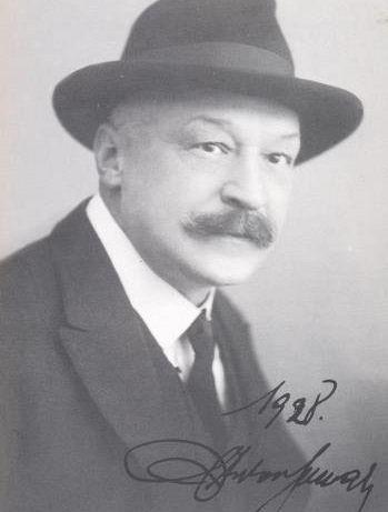 Dr. Anton  Schwab – Anton Vranski (1868–1938)