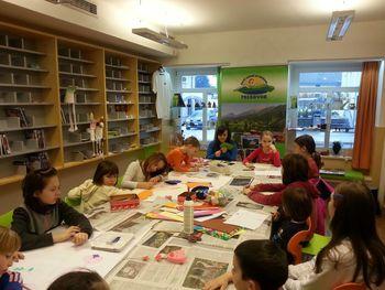 Otroci, vabljeni na zimske delavnice