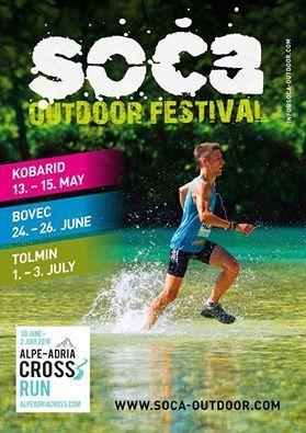 Novosti Soča Outdoor Festivala, ki letos povezuje celotno destinacijo dolina Soče