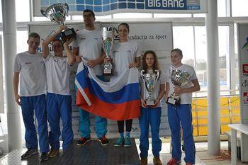 Četveroboj reprezentanc Slovenije