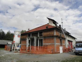 Kulturna dvorana na Igu dobiva streho
