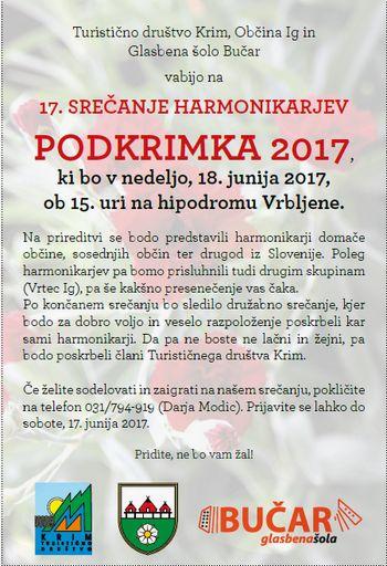 Podkrimka 2017