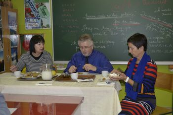 Slovenski zajtrk na OŠ Ig