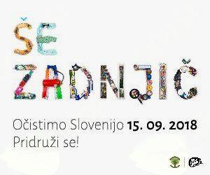 Očistimo Slovenijo Še zadnjič