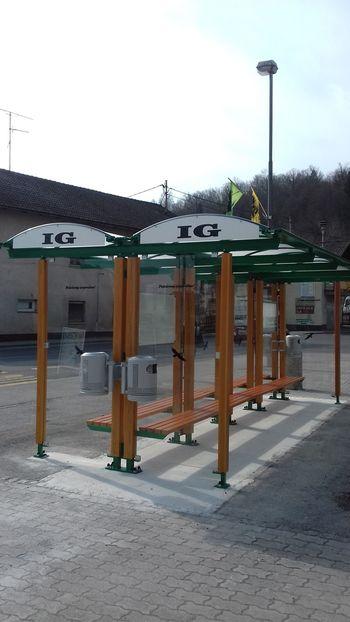 Avtobusna postaja Ig