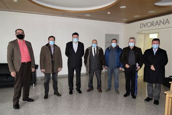 Srečanje županov občin SOU 5G