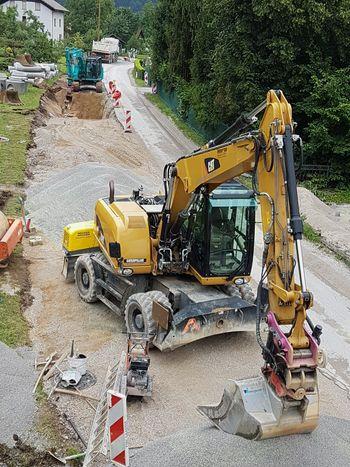 Izgradnja in sanacija komunalne infrastrukture v Iški vasi