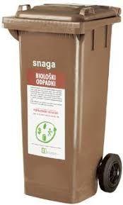 Odvoz BIO odpadkov na Igu