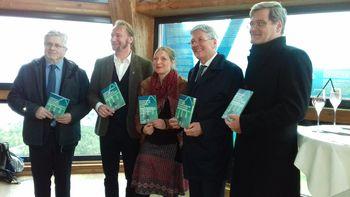 Župan Janez Cimperman na obisku v Občini Hodiše-14.,15. maj 2019