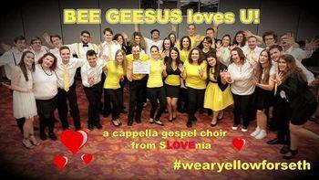 Bee Geesus