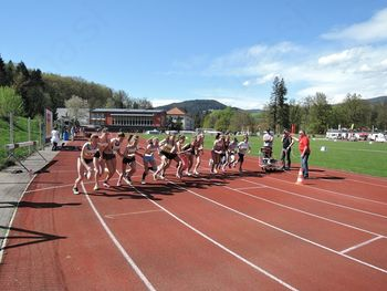 Domače atletinje odlične na ekipnem prvenstvu Slovenije U16