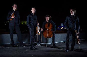 Godalni kvartet Dissonance
