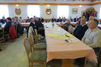 Redni zbor članov Društva invalidov Slovenj Gradec