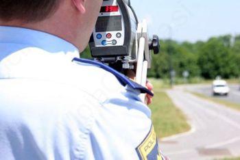 POZOR, jutri policisti merijo hitrost na kar 600 lokacijah po Sloveniji