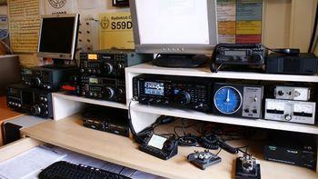 Radioamaterski tečaj v Radioklubu Cirkulane