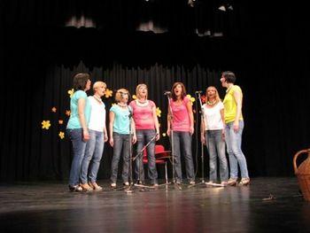 Koncert Vokalne skupine Amista iz Voličine