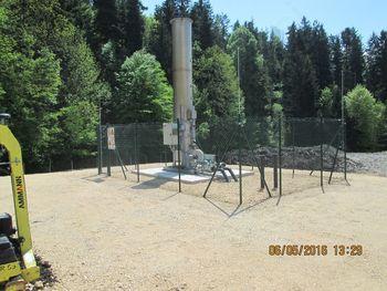 Prestavljena in posodobljena bakla za sežig deponijskega plina
