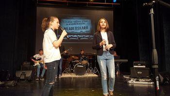 1. filmski festival Mladi oskarji