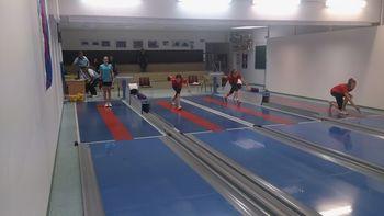 Rezultati ekip KK Slovenj Gradec po 17. krogu državne lige v kegljanju