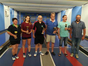 Turnir v kegljanju ob Prazniku Občine Mislinja 2019