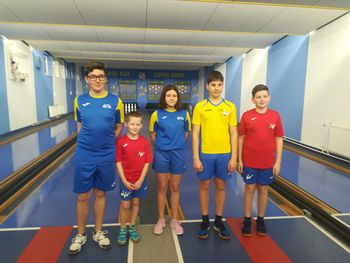 1. turnir mladih OTS Koroške v kegljanju