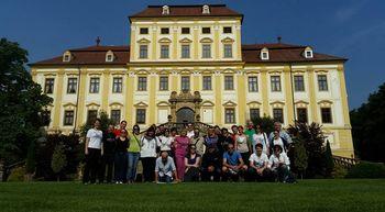 Komorni zbor Ipavska na Češkem