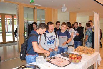 'Zdrava prehrana mladostnika'
