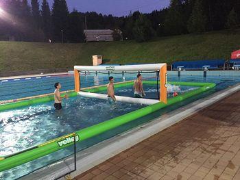 Watervolley 2016 v olimpijskem bazenu na Ravnah