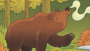 O medvedih - tako in drugače
