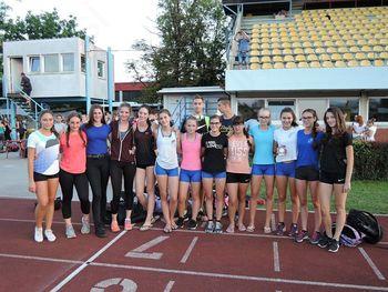 Ravenske atletinje devete na državnem prvenstvu U20