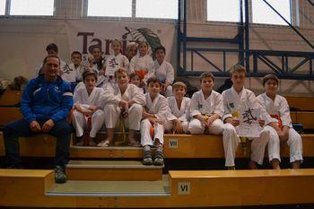 2. pokalna karatejska tekma JKA