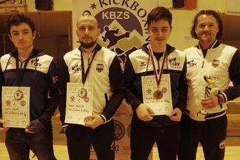 3 medalje in Pokal Slovenije v Sevnico