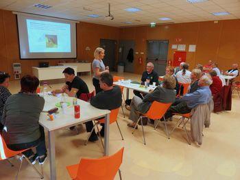 Srečanje članov ILCO društva za Koroško