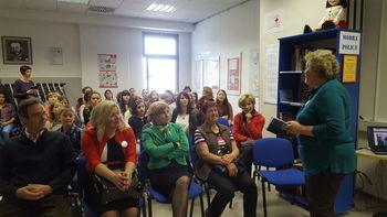 150 letnica humanosti na Slovenskem in razstava Rdeči križ Slovenije skozi čas