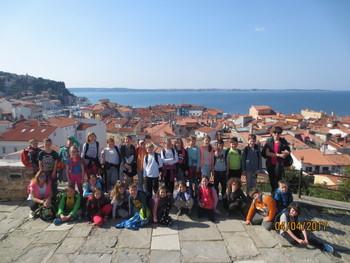Šola v naravi s tečajem plavanja – Žusterna 2017