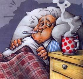 Gripa: kako se pred njo zavarovati in kako ukrepati v primeru, če zbolimo?